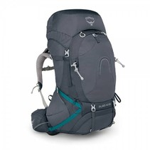 Aura AG 65l backpack dames - Vestal Grey