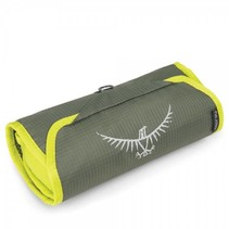 Ultralight Washbag Roll - Toilettas - Electric Lime