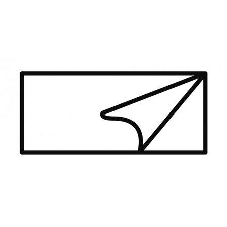 Travelsafe katoenen lakenzak - envelop reislaken - wit