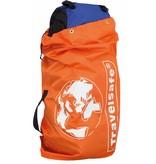 Travelsafe Flight Container - tot 75l - flightbag voor backpacks- oranje