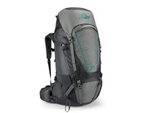 Diran ND  60:70l  backpack dames - Greystone Iron Grey