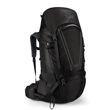 Lowe Alpine Diran 55:65l backpack - Anthracite