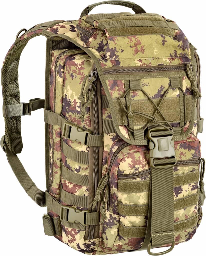 Afbeelding van Defcon5 Easy Pack - legerrugzak - 45L - Cammo Vegetato Italiano