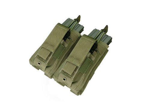 Condor MA51 Double Kangaroo Mag Pouch - Olive Drab
