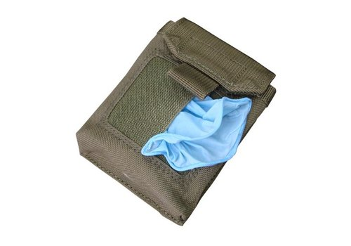 Condor MA49 EMT Glove Pouch - Olive Drab
