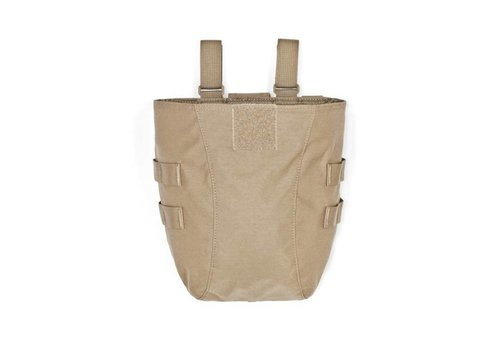 Warrior Elite Ops Large Roll Up Dump Pouch Gen2 - Coyote Tan