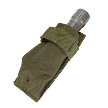 Condor MA48 Flashlight Pouch - Olive Drab