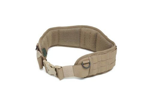 Warrior Elite Ops Padded Load Bearing Patrol Belt - Coyote Tan