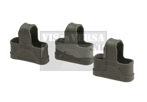 Magpul 5.56 m4/m16 3-er Packung - Foliage Green