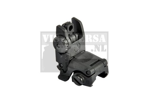 Magpul MBUS 2 Rear Back-Up Sight Black