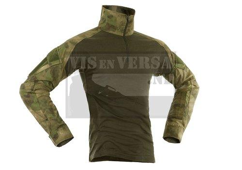 Invader Gear Combat Shirt - Everglade, A-TACS FG