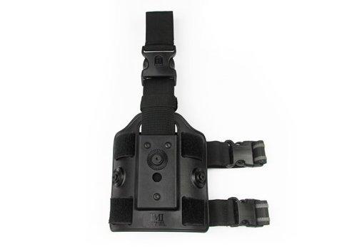 IMI Defense Tactical Drop Leg platform - Zwart