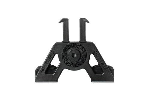 IMI Defense Molle Adapter - Zwart
