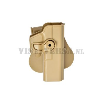 IMI Defense Glock 17/22/28/31 Holster - Coyote Tan