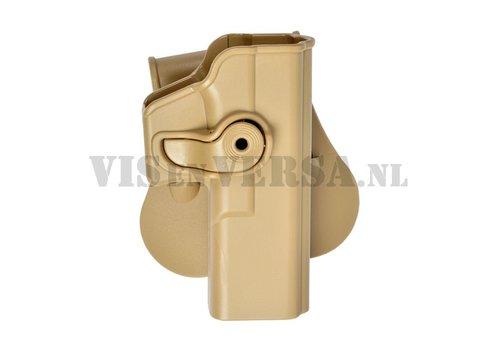 IMI Defense Glock 17/22/28/31 Holster - Coyote Tan