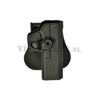 IMI Defense Glock 17/22/28/31 Holster - Schwarz