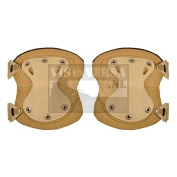 Invader Gear XPD Knee Pads - Coyote Tan