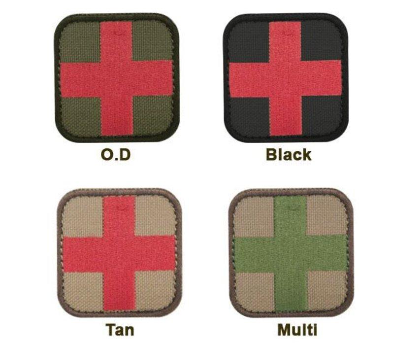 231 Medic Badge - Black