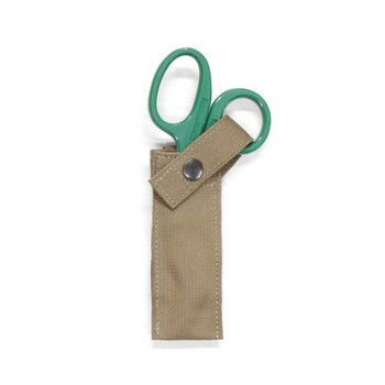 Warrior Elite OPS Medical Scissors Pouch - Coyote Tan