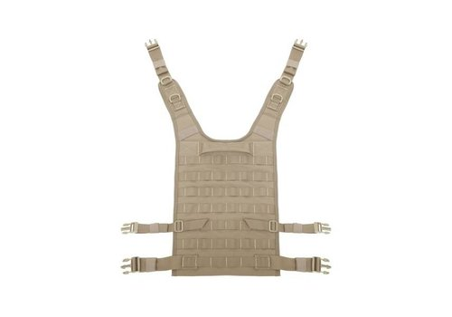 Warrior Elite OPS Back Panel - Coyote Tan
