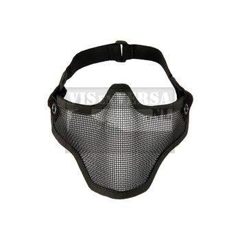 Invader Gear Steel Half Mask - Black