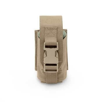 Warrior Elite OPS Smoke Grenade Pouch Gen2 - Coyote Tan