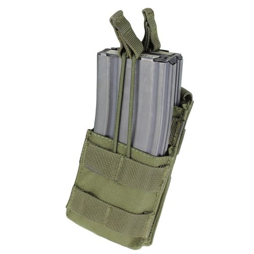 02b630a9c298 Condor MA42 Single Stacker M4 Mag Pouch - Olive Drab