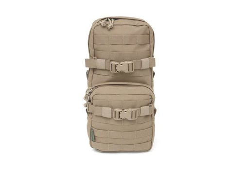 Warrior Cargo Pack with Hydration Compartment - Coyote Tan