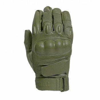 Warrior Firestorm Hard Knuckle Glove - Olive Drab
