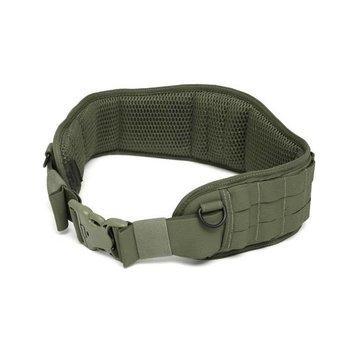 Warrior Elite Ops Padded Load Bearing Patrol Belt - Olive Drab