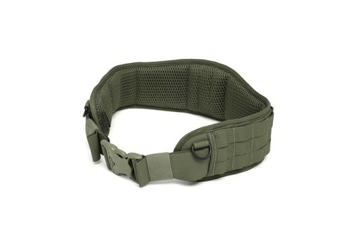 Warrior Elite Ops Padded Load Bearing Patrol Belt - Olive Drab