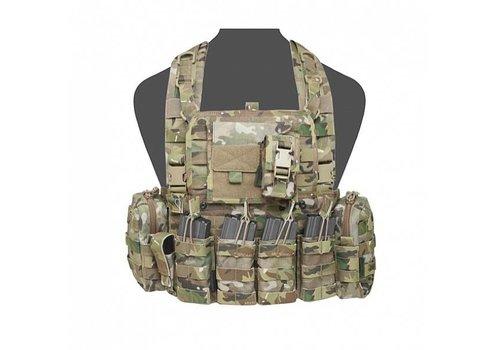 Warrior 901 Elite 4 Chest Rig - MultiCam