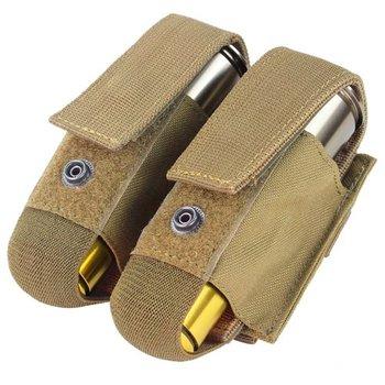 Condor MA13 40mm Double Granade Pouch - Coyote Brown