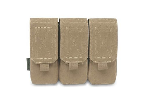 Warrior Elite OPS Triple 5.56 M4 Pouch - Coyote Tan
