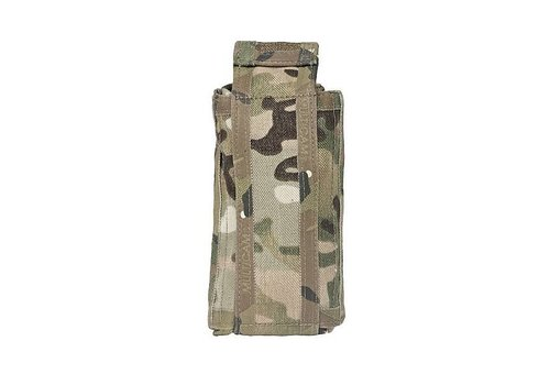 Warrior Slimline Foldable Dump Pouch - MultiCam