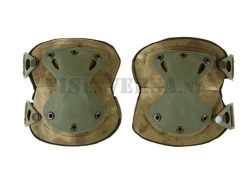 Invader Gear XPD Knee Pads - Everglade ( A-TACS FG)