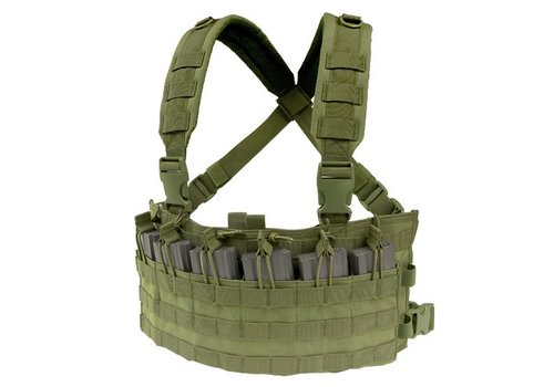 Condor MCR6 Rapid Assault Chest Rig - Olive Drab