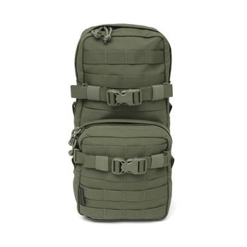 Warrior Cargo Pack with Hydration Compartment - Olive Drab