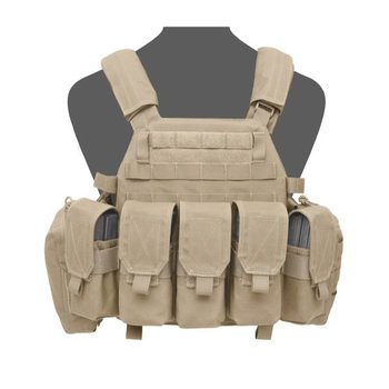 Warrior DCS M4 - Coyote Tan