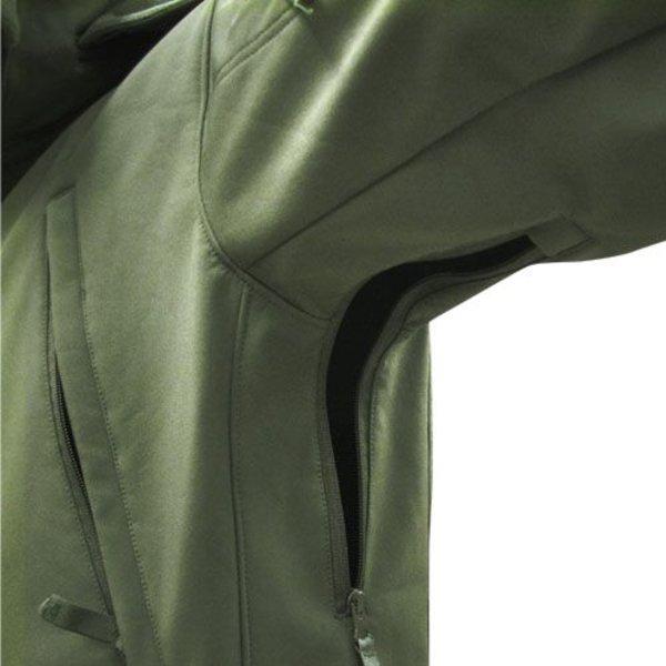 Condor 609 Summit Zero Lightweight Softshell Jacket - Coyote Tan