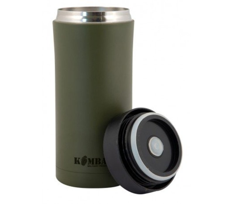 Ammo Pouch Flask 330ml - Green