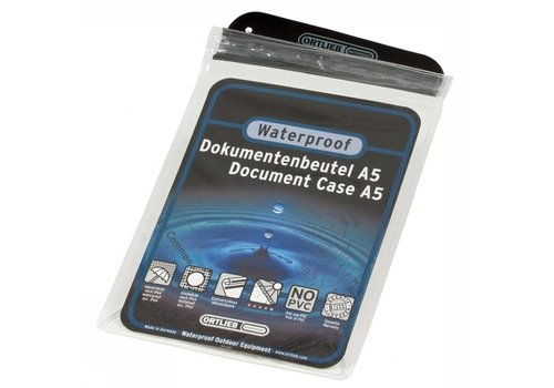Ortlieb Documententas A5
