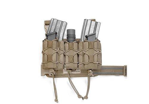 Warrior Sabre Drop Leg Mk1 - Coyote Tan
