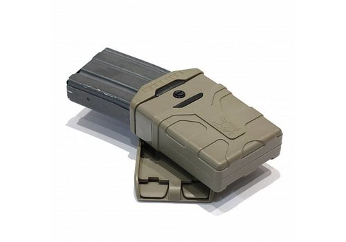 Warrior Polymer Mag 5.56mm - Dark Earth ( Coyote Tan)