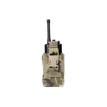 Warrior Elite OPS Small Radio Pouch - MultiCam