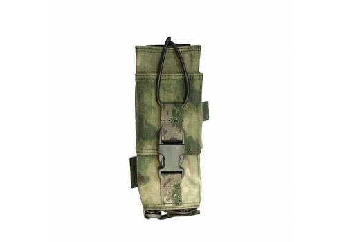 Warrior Elite OPS MBITR Radio Pouch Gen1 - A-TACS FG