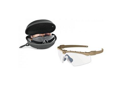Oakley SI Ballistic M Frame 3.0 Dark Bone mit array clear/grey/persimmon Gläser