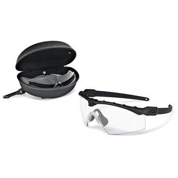 Oakley SI Ballistic M Frame 3.0 Black met Array clear / grey lenzen