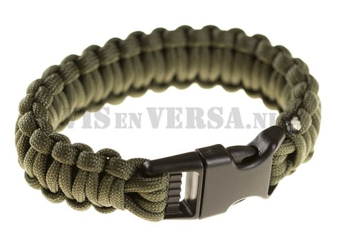 Invader Gear Paracord Armband - Olive Drab