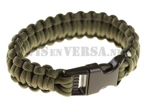 Invader Gear Paracord Bracelet - Olive Drab